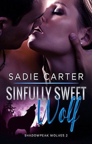 Sinfully Sweet Wolf by Sadie Carter