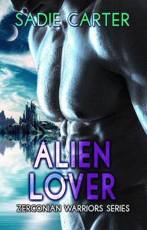 Alien Lover by Sadie Carter