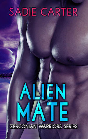 Alien Mate by Sadie Carter