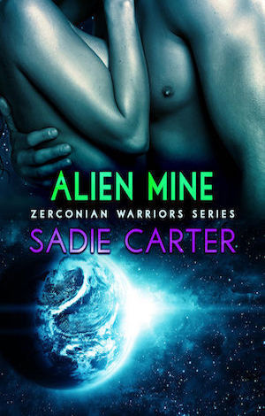 Alien Mine by Sadie Carter