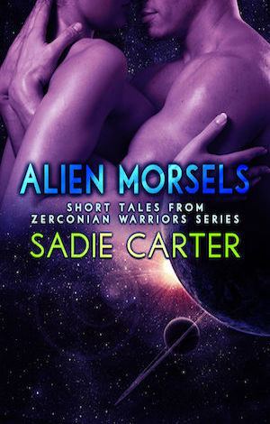 Alien Morsels by Sadie Carter