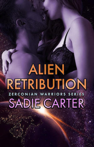 Alien Retribution by Sadie Carter