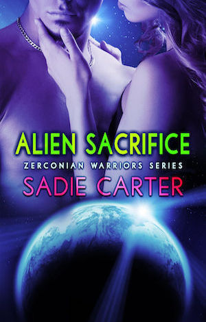 Alien Sacrifice by Sadie Carter