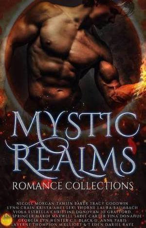 Mystic Realms Boxed Set by Sadie Carter